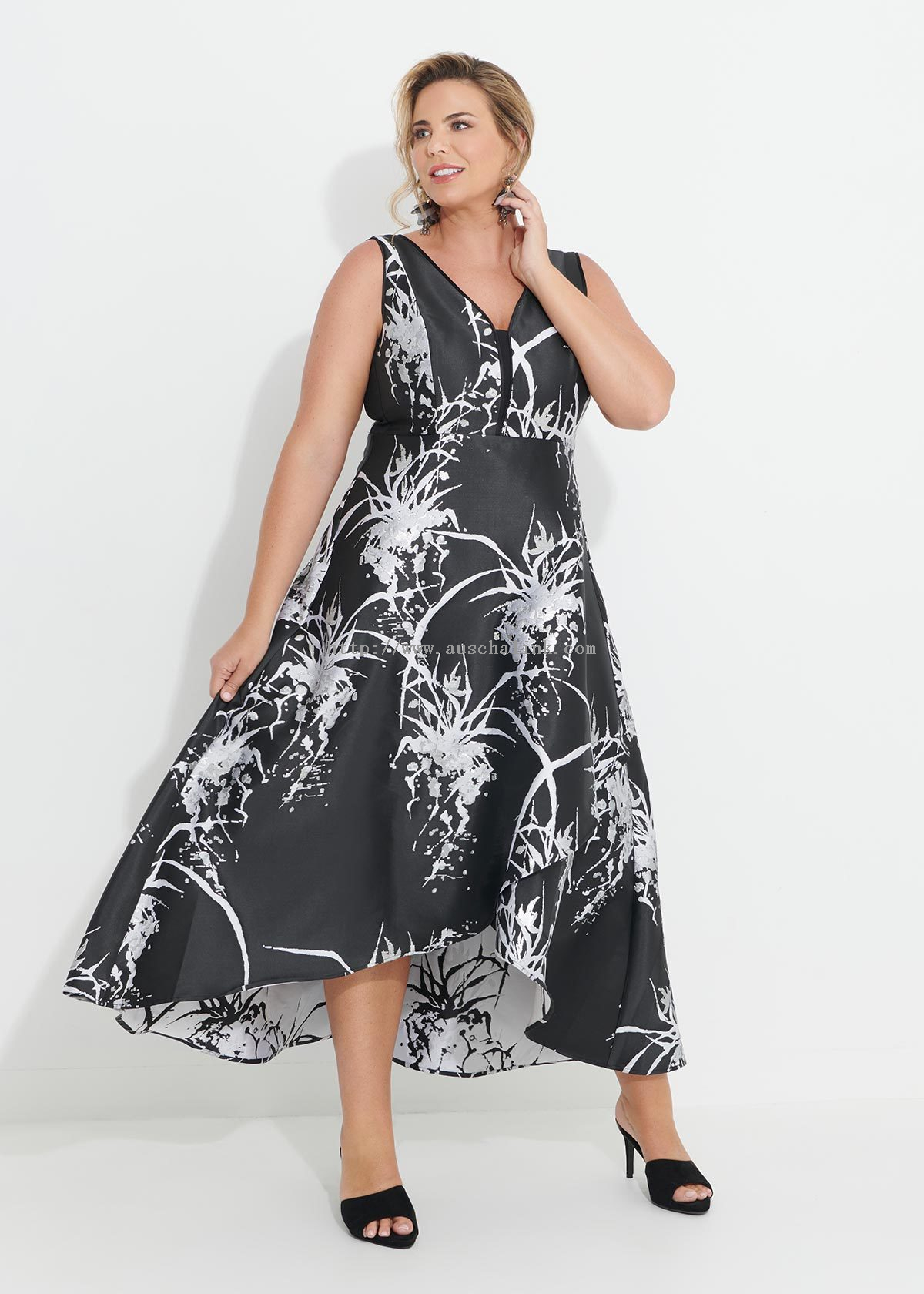 High Low Society Dress